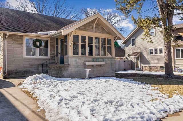 111 W Bent Avenue, Oshkosh, WI 54901 (#50236249) :: Town & Country Real Estate
