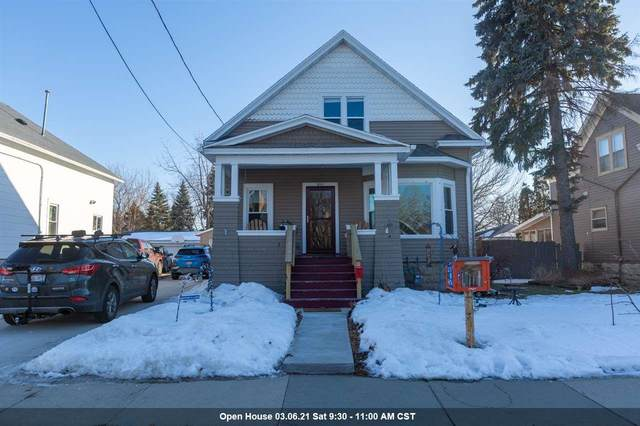 823 W 4TH Avenue, Oshkosh, WI 54902 (#50236258) :: Town & Country Real Estate