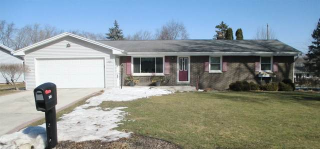 345 Custer Court, Green Bay, WI 54301 (#50236260) :: Town & Country Real Estate