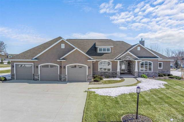 5928 Valentine Drive, Winneconne, WI 54986 (#50236306) :: Symes Realty, LLC