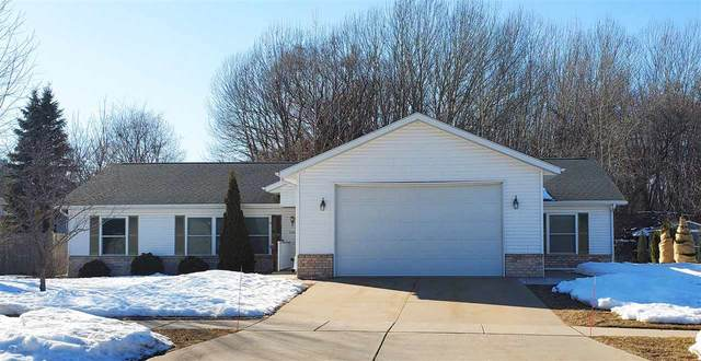 1318 Swamp Road, Green Bay, WI 54313 (#50236319) :: Town & Country Real Estate