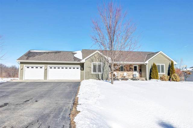 3335 Mill Road, Greenleaf, WI 54126 (#50236322) :: Town & Country Real Estate