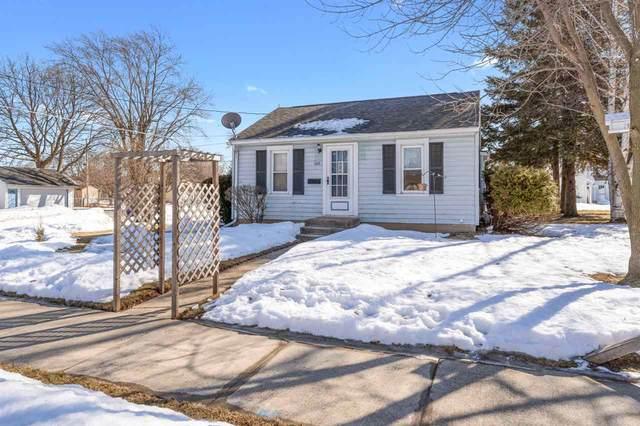 1105 W Grant Street, Appleton, WI 54914 (#50236325) :: Symes Realty, LLC