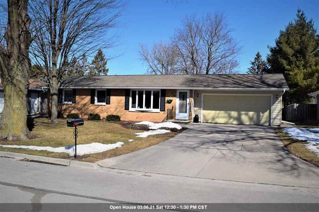 1716 Nancy Avenue, Green Bay, WI 54303 (#50236330) :: Town & Country Real Estate