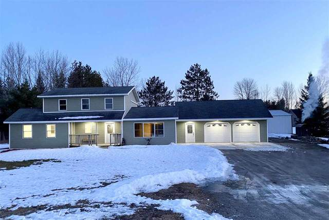 3631 Hwy Ss, Oconto, WI 54153 (#50236350) :: Dallaire Realty