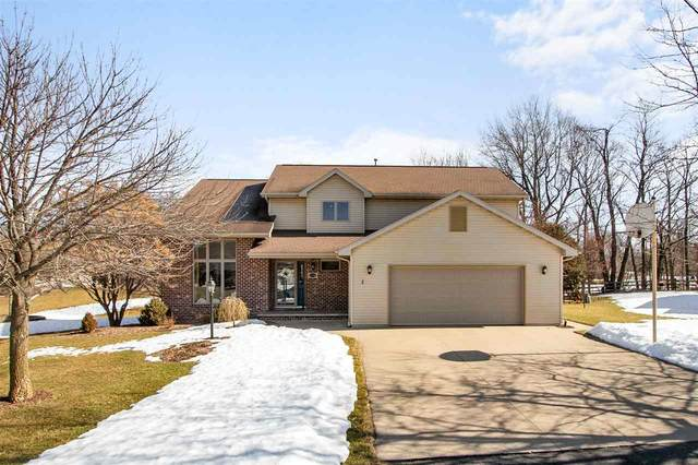 N336 Candlelite Way, Appleton, WI 54915 (#50236351) :: Town & Country Real Estate