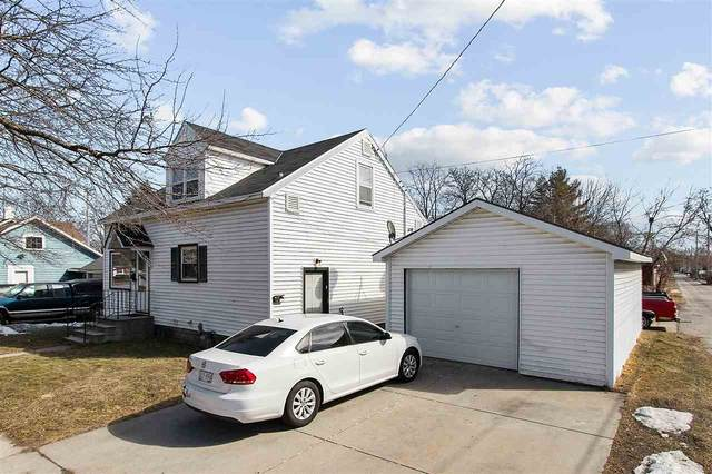 818 St George Street, Green Bay, WI 54302 (#50236377) :: Town & Country Real Estate