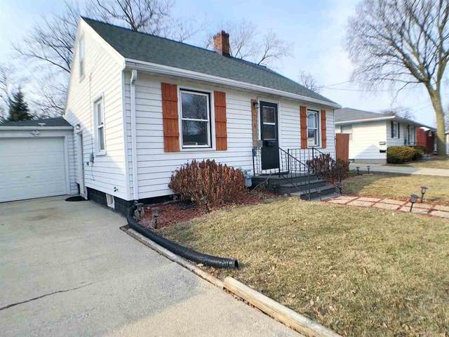 418 Hartung Street, Green Bay, WI 54302 (#50236401) :: Town & Country Real Estate