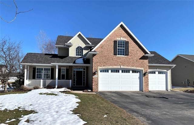 N1605 Arnies Lane, Greenville, WI 54942 (#50236420) :: Todd Wiese Homeselling System, Inc.