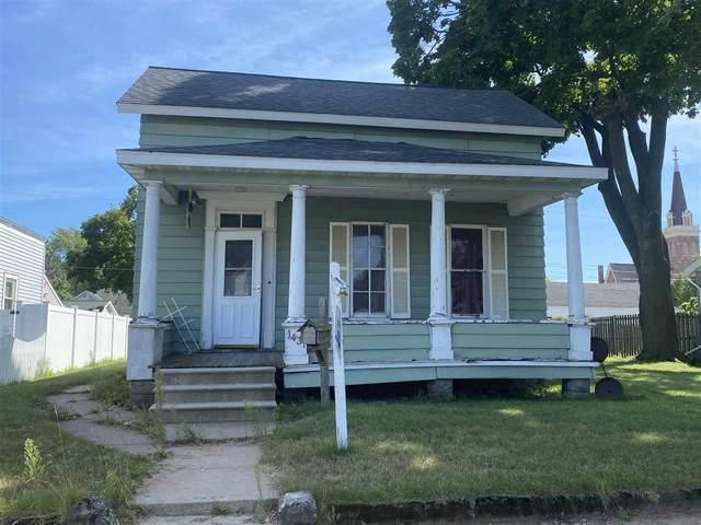 1437 Sherman Street, Marinette, WI 54143 (#50236428) :: Ben Bartolazzi Real Estate Inc