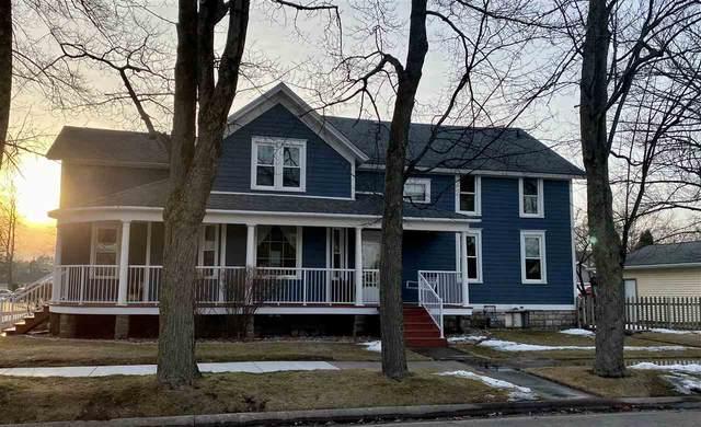 1602 Garfield Avenue, Marinette, WI 54143 (#50236630) :: Ben Bartolazzi Real Estate Inc