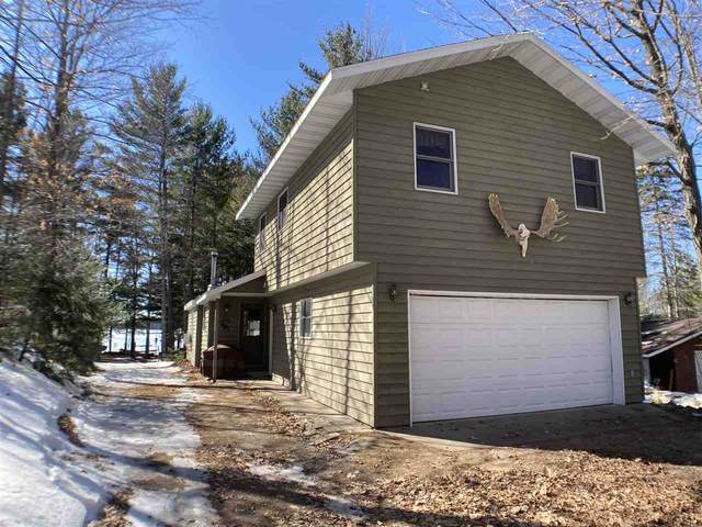 6175 E Big Lake Loop, Three Lakes, WI 54562 (#50236733) :: Todd Wiese Homeselling System, Inc.