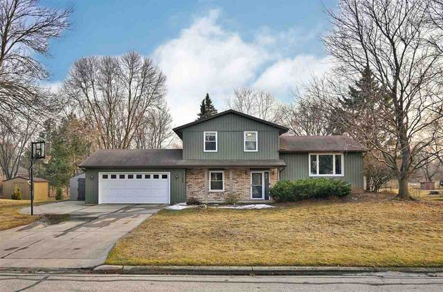 2122 Jen Rae Road, Green Bay, WI 54311 (#50236783) :: Town & Country Real Estate
