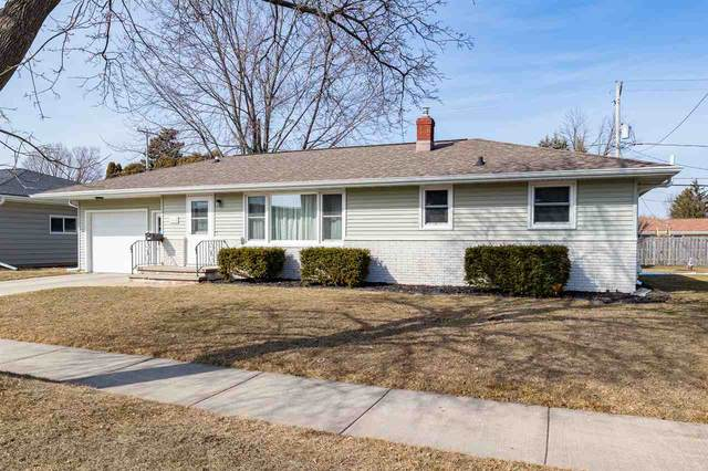 1518 E Lindbergh Street, Appleton, WI 54911 (#50236807) :: Symes Realty, LLC
