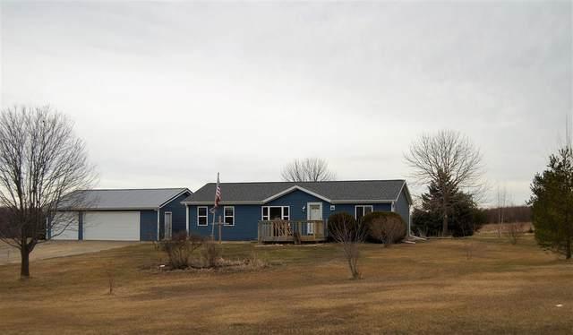 N2542 Hwy F, Pulaski, WI 54162 (#50236815) :: Carolyn Stark Real Estate Team