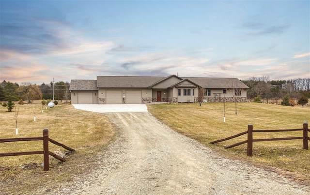 E6301 White Lake Road, Weyauwega, WI 54983 (#50236913) :: Carolyn Stark Real Estate Team