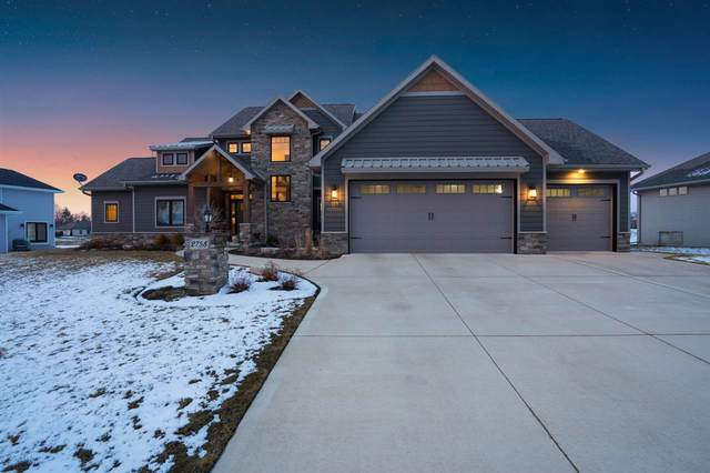 2758 Creekwood Circle, Green Bay, WI 54311 (#50236933) :: Ben Bartolazzi Real Estate Inc
