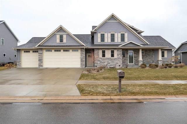 N8932 Harrisville Court, Menasha, WI 54952 (#50236943) :: Ben Bartolazzi Real Estate Inc