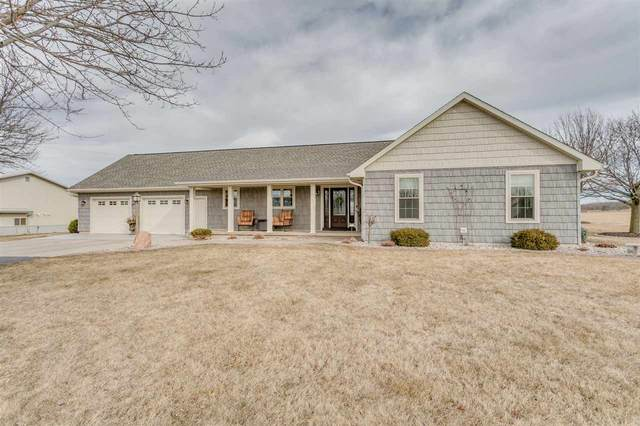 1749 Mill Road, Wrightstown, WI 54126 (#50236978) :: Ben Bartolazzi Real Estate Inc