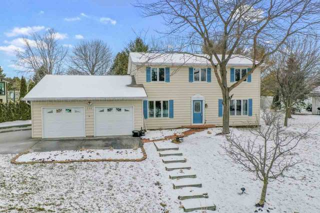 230 N 18TH Place, Sturgeon Bay, WI 54235 (#50236987) :: Ben Bartolazzi Real Estate Inc