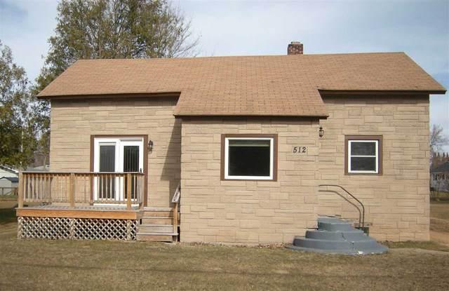 512 Sherman Street, Marion, WI 54950 (#50236989) :: Symes Realty, LLC