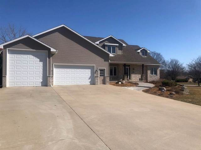 5918 Harbour South Drive, Winnebago, WI 54986 (#50237063) :: Symes Realty, LLC