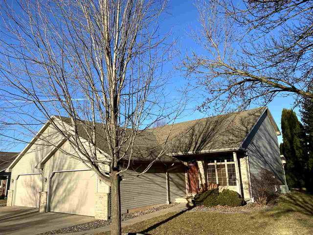 841 Highview Lane, Kimberly, WI 54136 (#50237082) :: Dallaire Realty