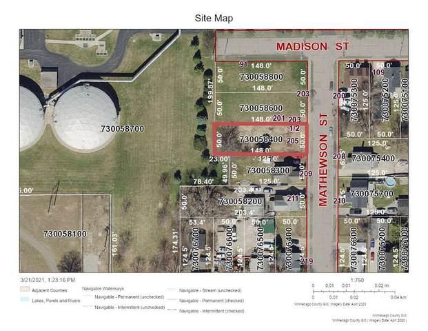 205 Mathewson Street, Menasha, WI 54952 (#50237117) :: Dallaire Realty