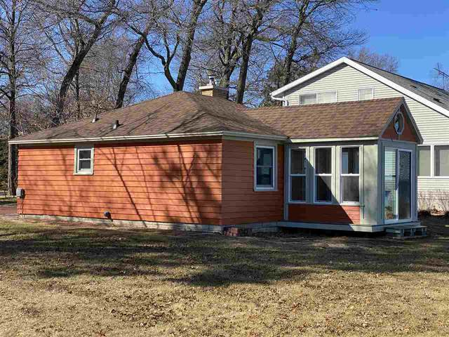 N1398 Shore Drive, Marinette, WI 54143 (#50237118) :: Symes Realty, LLC