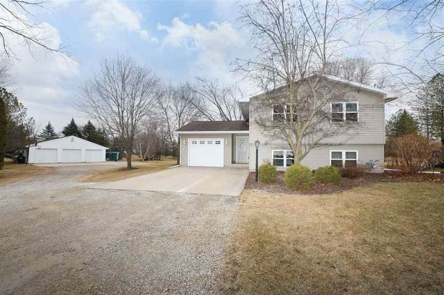 W4819 Country Gate Lane, Black Creek, WI 54106 (#50237127) :: Symes Realty, LLC