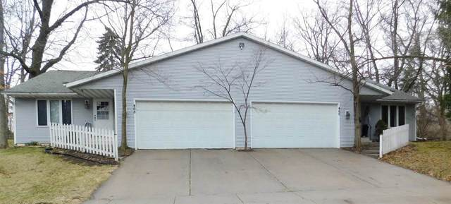466 Edward Drive, Green Bay, WI 54302 (#50237317) :: Ben Bartolazzi Real Estate Inc