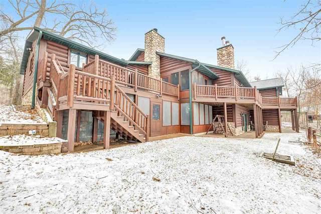 W4477 Deer Path Lane, Waupaca, WI 54981 (#50237323) :: Ben Bartolazzi Real Estate Inc