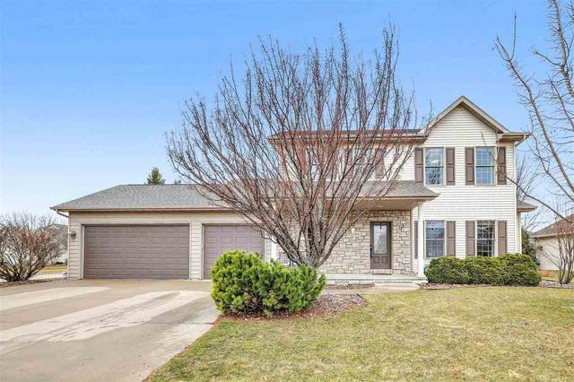 1 Pintail Place, Appleton, WI 54913 (#50237364) :: Todd Wiese Homeselling System, Inc.