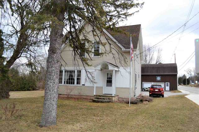 825 W Elm Street, Sturgeon Bay, WI 54235 (#50237420) :: Ben Bartolazzi Real Estate Inc