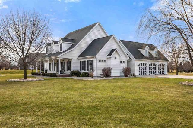 3484 Knox Lane, Neenah, WI 54956 (#50237487) :: Ben Bartolazzi Real Estate Inc