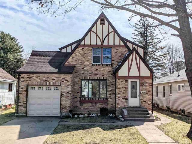 126 Mckinley Avenue, Clintonville, WI 54929 (#50237507) :: Ben Bartolazzi Real Estate Inc