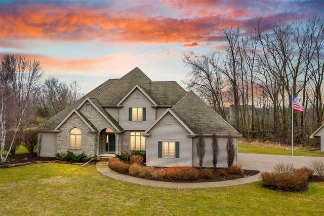 W8605 Hillview Road, Hortonville, WI 54944 (#50237603) :: Symes Realty, LLC