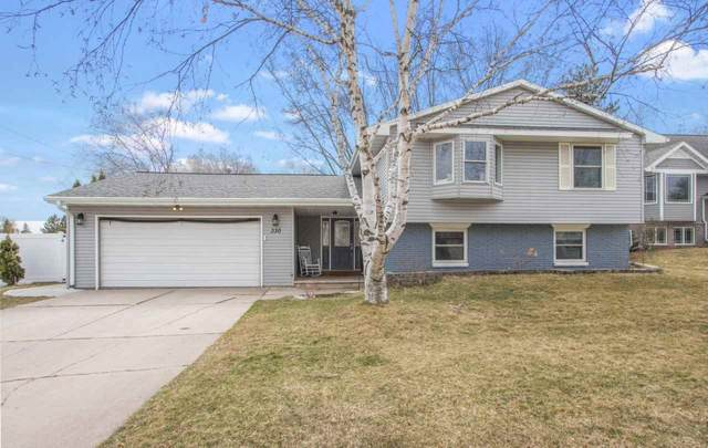 330 Broadview Drive, Green Bay, WI 54301 (#50237610) :: Town & Country Real Estate