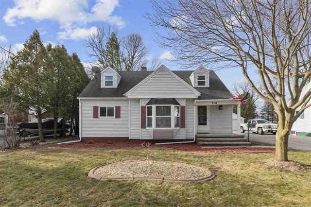 316 E Pearl Street, Seymour, WI 54165 (#50237677) :: Symes Realty, LLC