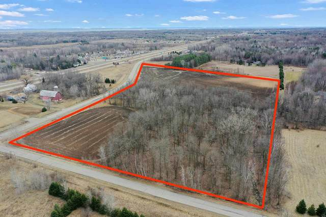 W Frontier Road, Little Suamico, WI 54141 (#50237717) :: Symes Realty, LLC