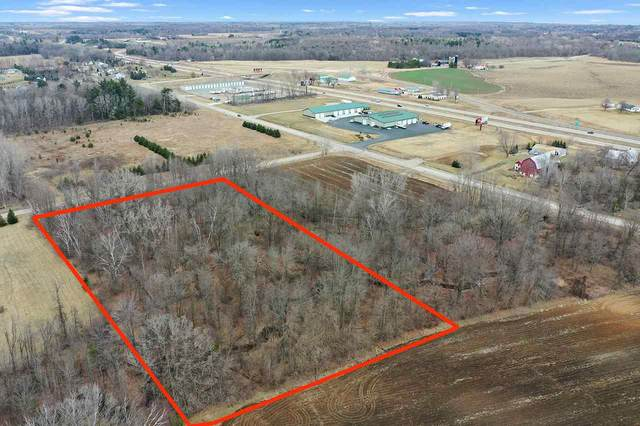 W Frontier Road, Little Suamico, WI 54141 (#50237722) :: Symes Realty, LLC