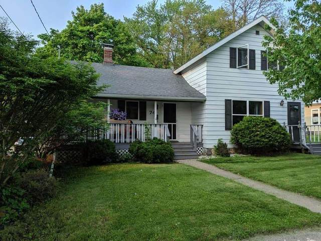74 W 14TH Street, Clintonville, WI 54929 (#50237784) :: Ben Bartolazzi Real Estate Inc