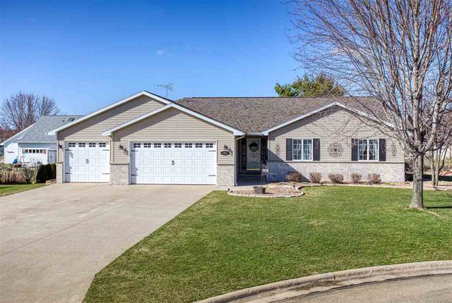 1403 Haymeadow Court, New London, WI 54961 (#50237814) :: Dallaire Realty