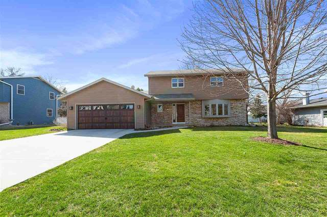 1219 Skyview Drive, Neenah, WI 54956 (#50237825) :: Dallaire Realty