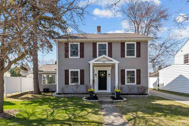 342 5TH Street, Neenah, WI 54956 (#50237837) :: Dallaire Realty