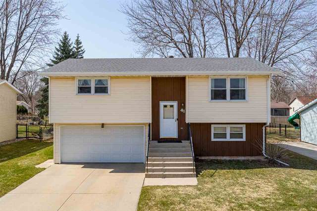 41 Solar Circle, Appleton, WI 54915 (#50237882) :: Dallaire Realty