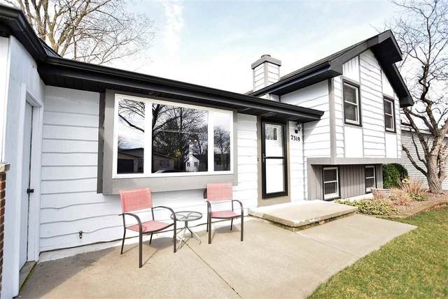 2319 S Horizon Drive, Appleton, WI 54915 (#50237891) :: Dallaire Realty