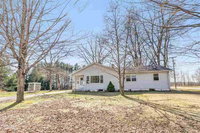 N4829 Center Street, Krakow, WI 54137 (#50237895) :: Dallaire Realty