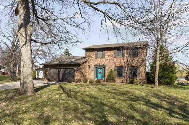 1414 Lake Breeze Road, Oshkosh, WI 54904 (#50237899) :: Symes Realty, LLC