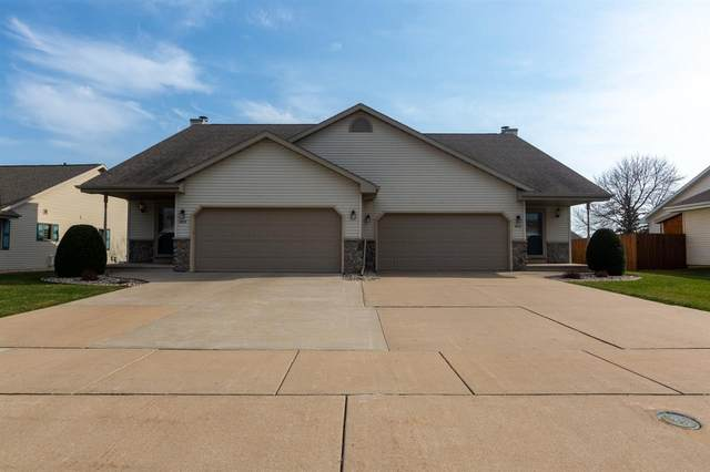 2457 Blake Court, Oshkosh, WI 54904 (#50237939) :: Dallaire Realty